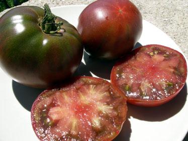Tomato noir de crim e a kitchen garden notebook - Noir de crimee ...